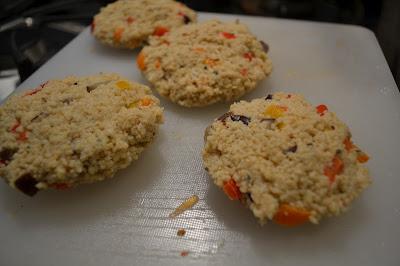 couscous patties