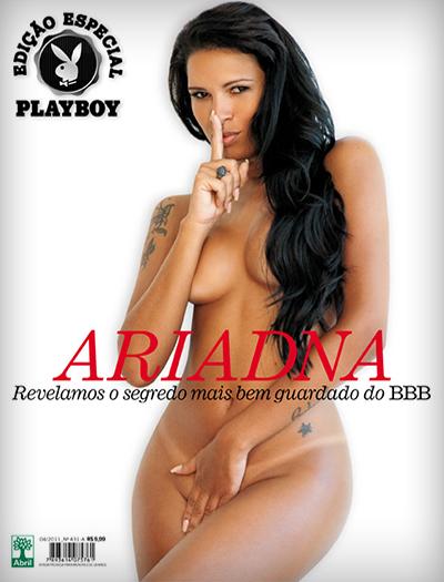 Ariadna BBB11 pelada