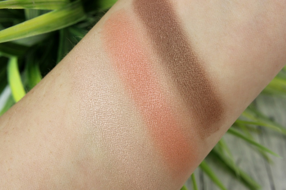 artdeco, blush, bronzer, fresh look, glowy skin, here comes the sun, highlighter, kosmetik. look, lidschatten, makeup, nude, red lips, review, strahlender teint, summer, sunshine, swatches, thatsme