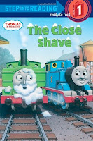 bookcover of The Close Shave (Thomas and Friends)