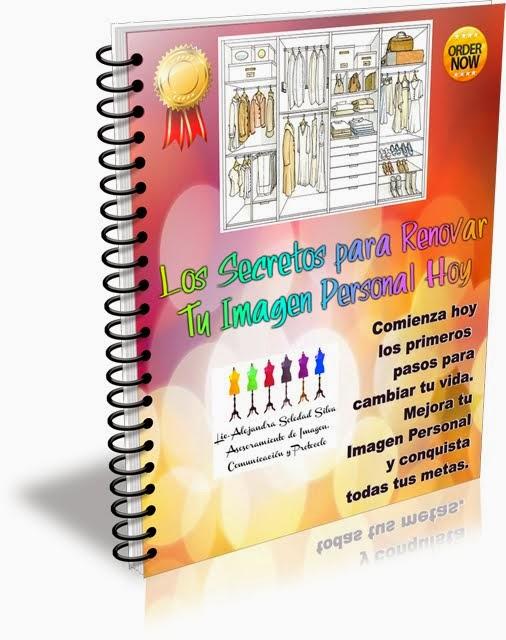E-Book: Los Secretos para Renovar tu Imagen Personal Hoy - 1er Fasc. Mini Guía