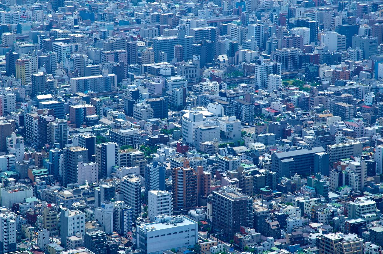 Shinjuku Mad - Architecture of heaven 07