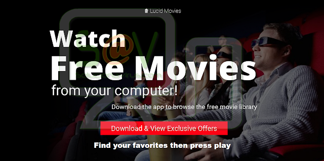 Lucid Movies - Adware