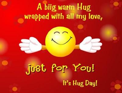 a big warm hug