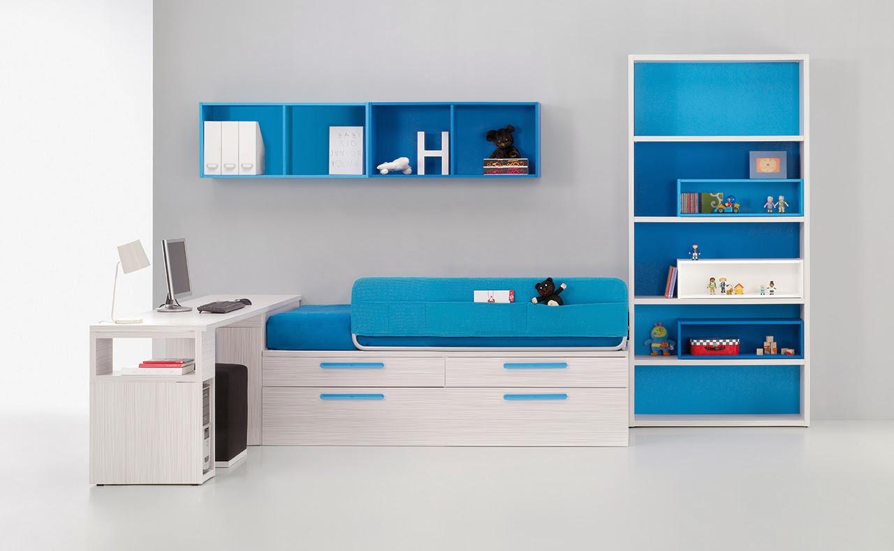 Blog dormitorios juveniles valencia c mo elegir la cama for Habitacion juvenil dos camas