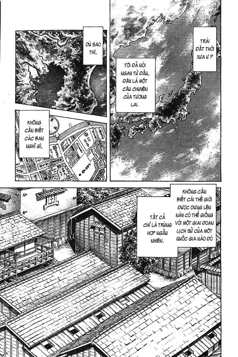 Nijiiro Togarashi - Ớt Bảy Màu chap 1 - Trang 9