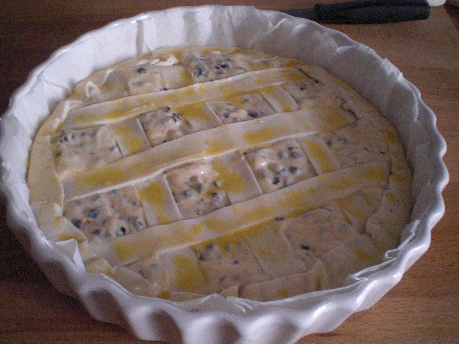 Ricetta crostata con pasta sfoglia pronta