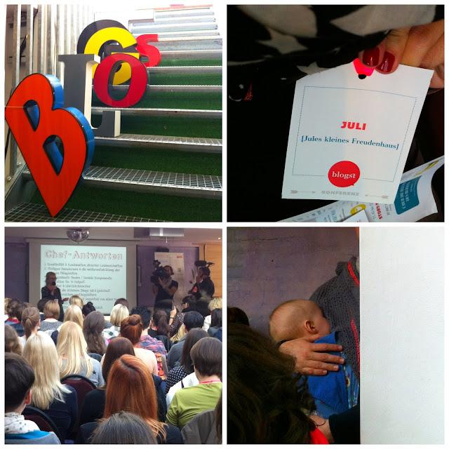 BLOGST13 Essen, Baby-Blogger