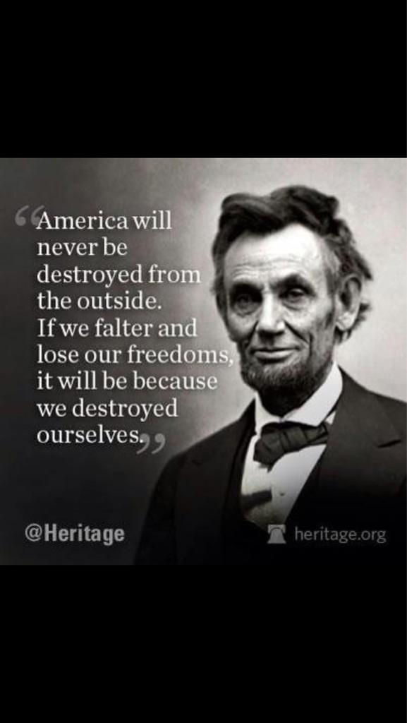 Abraham Lincoln Quotes On Education Quotesgram