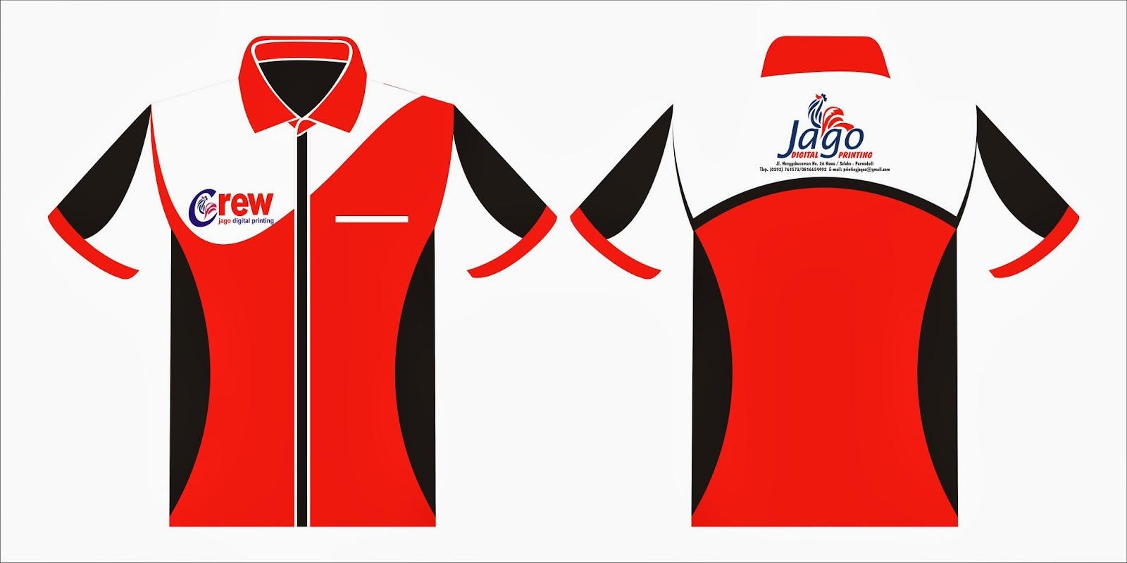 Design Seragam Jago