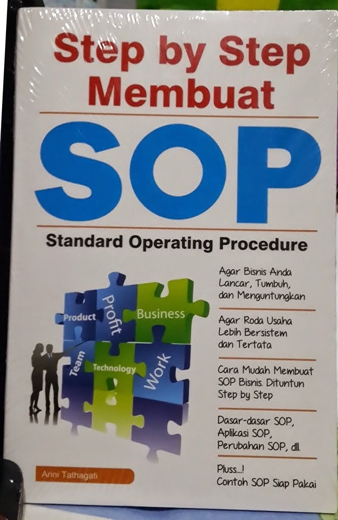 Step by Step Membuat SOP