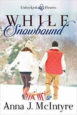 while snowbounds, book review