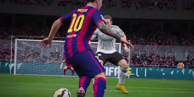 Bermain FIFA16 Tidak memerlukan Spesifikasi Tinggi