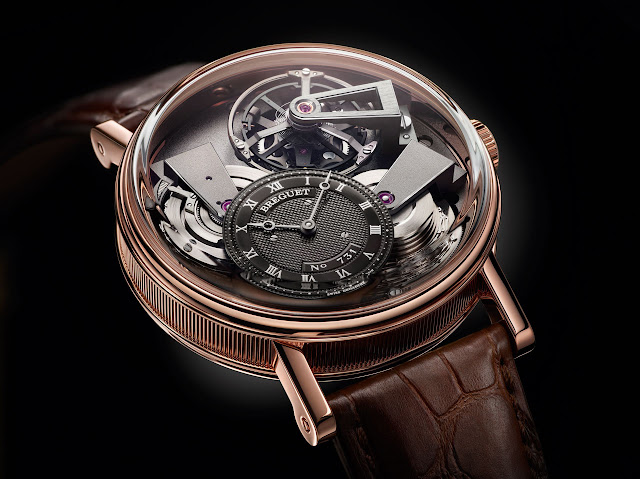 Breguet Tradition 7047 Tourbillon Fusée Or Rose Watch