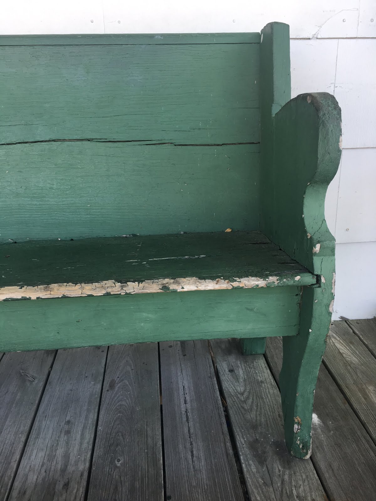 Front Porch Talks with Grayson Willis/Margaret Michael