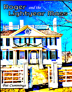 NaNoWriMo 2015 Prospective YA Novel Cover Roger and the Lightyear Mass