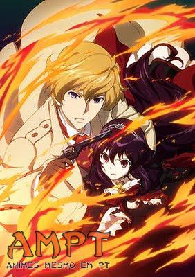 Dantalian no Shoka Animes Mesmo em PT
