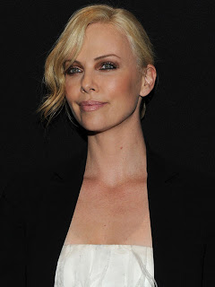 Charlize Theron is the face of Dior watches
