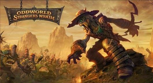 Oddworld Stranger's Wrath apk data android | Free 4 Phones