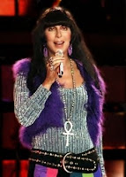 Cher singing