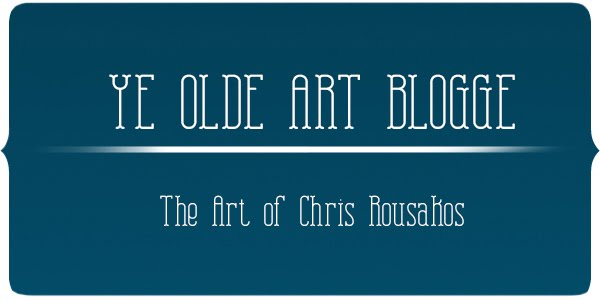 Ye Olde Art Blogge