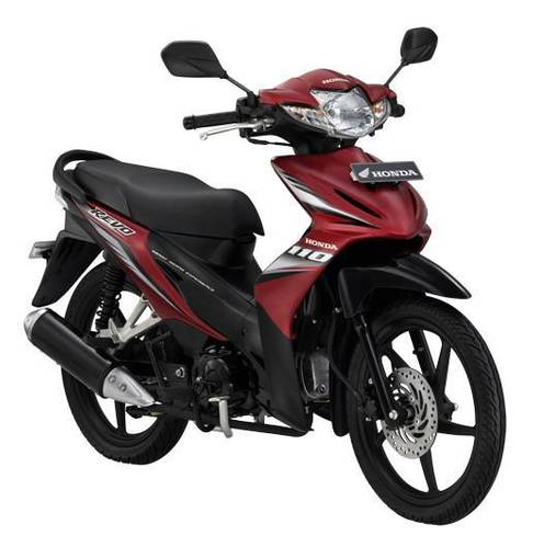 Honda absolute Revo  new  Automotive Rivew