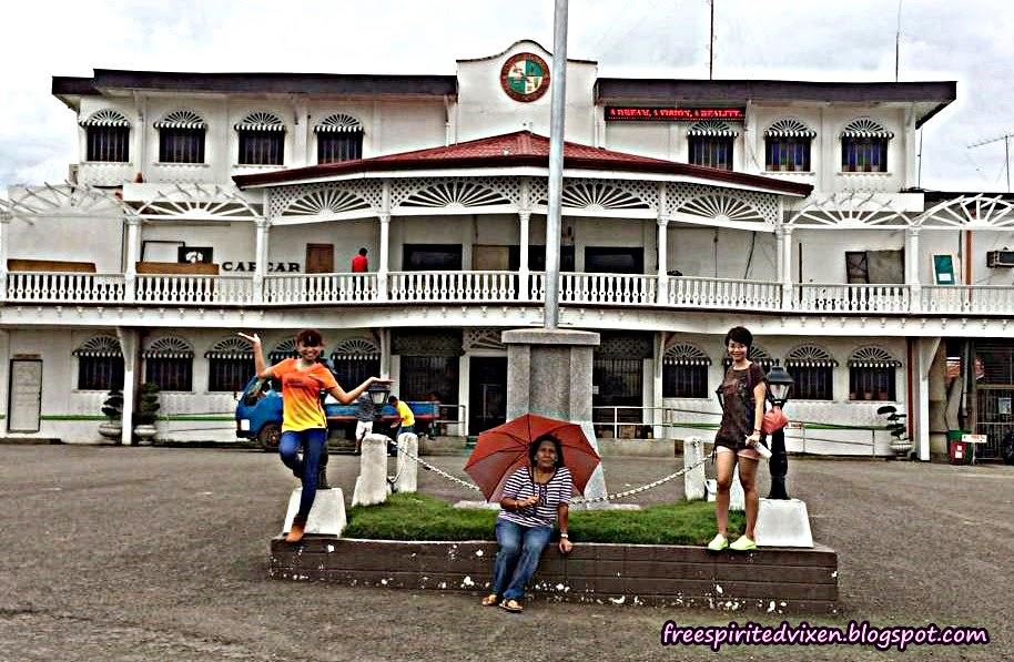 Carcar Town Hall, Carcar Town Plaza