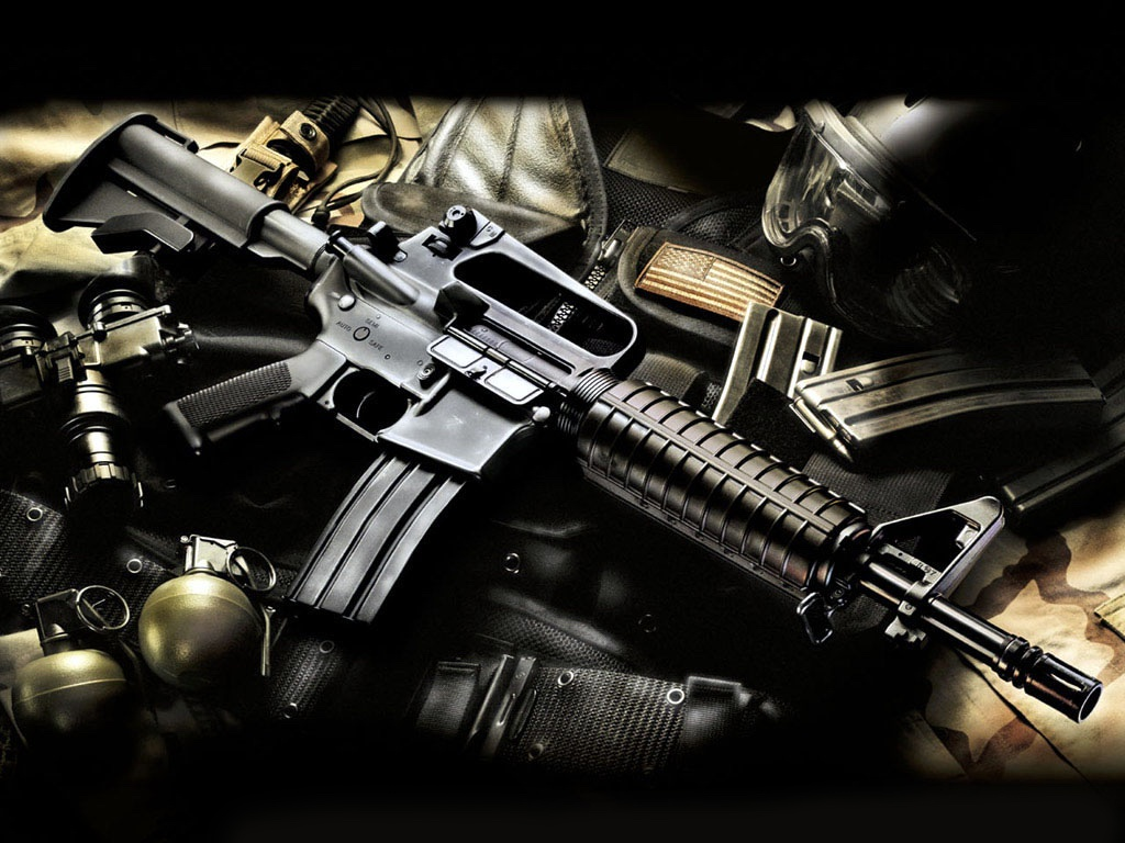 HD GUNS WALLPAPER PART 11 Posted 16th September 2012 By Balwant Singh