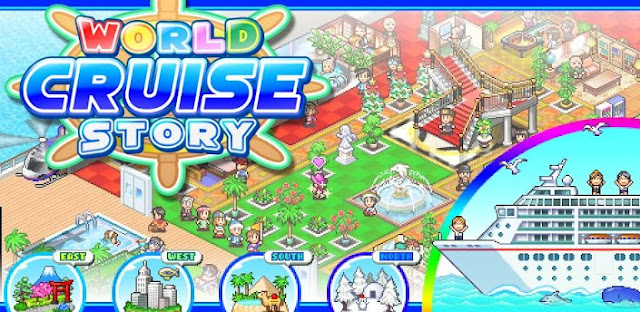 WORLD CRUISE STORY APK [FULL]