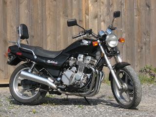 honda cb750 nighthawk