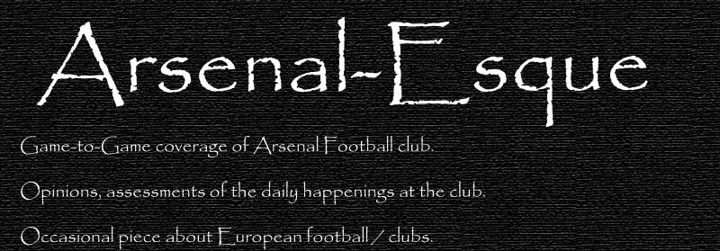 Arsenal-Esque | German Arsenal Blog