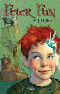 Portada del libro Peter Pan para descargar en epub mobi y pdf gratis