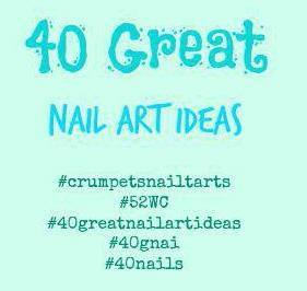 40 Great Nail Art Ideas Pinterest!