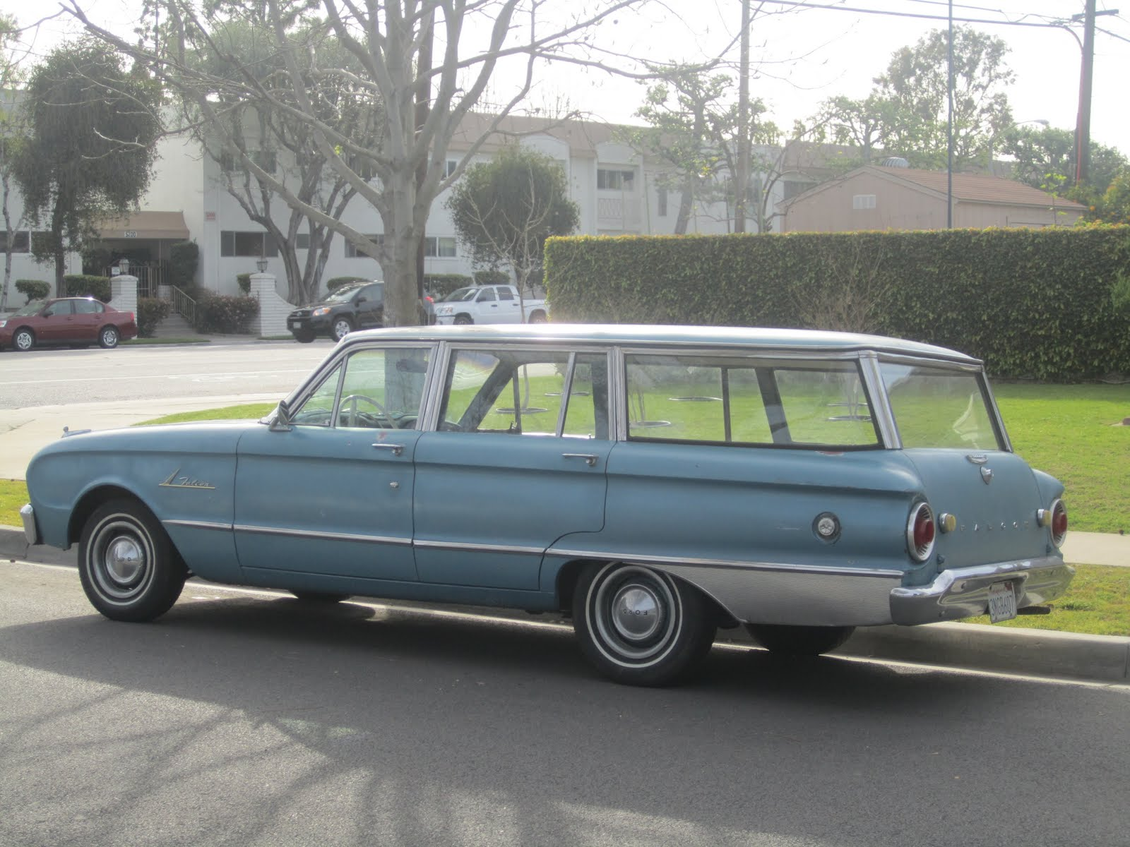 1961 Plymouth Valiant Station Wagon moreover 1962 Ford Falcon Station Wagon besides 1978 Ford Ranchero further Fases De La Luna as well 1962 Dodge Dart. on 1962 ford falcon