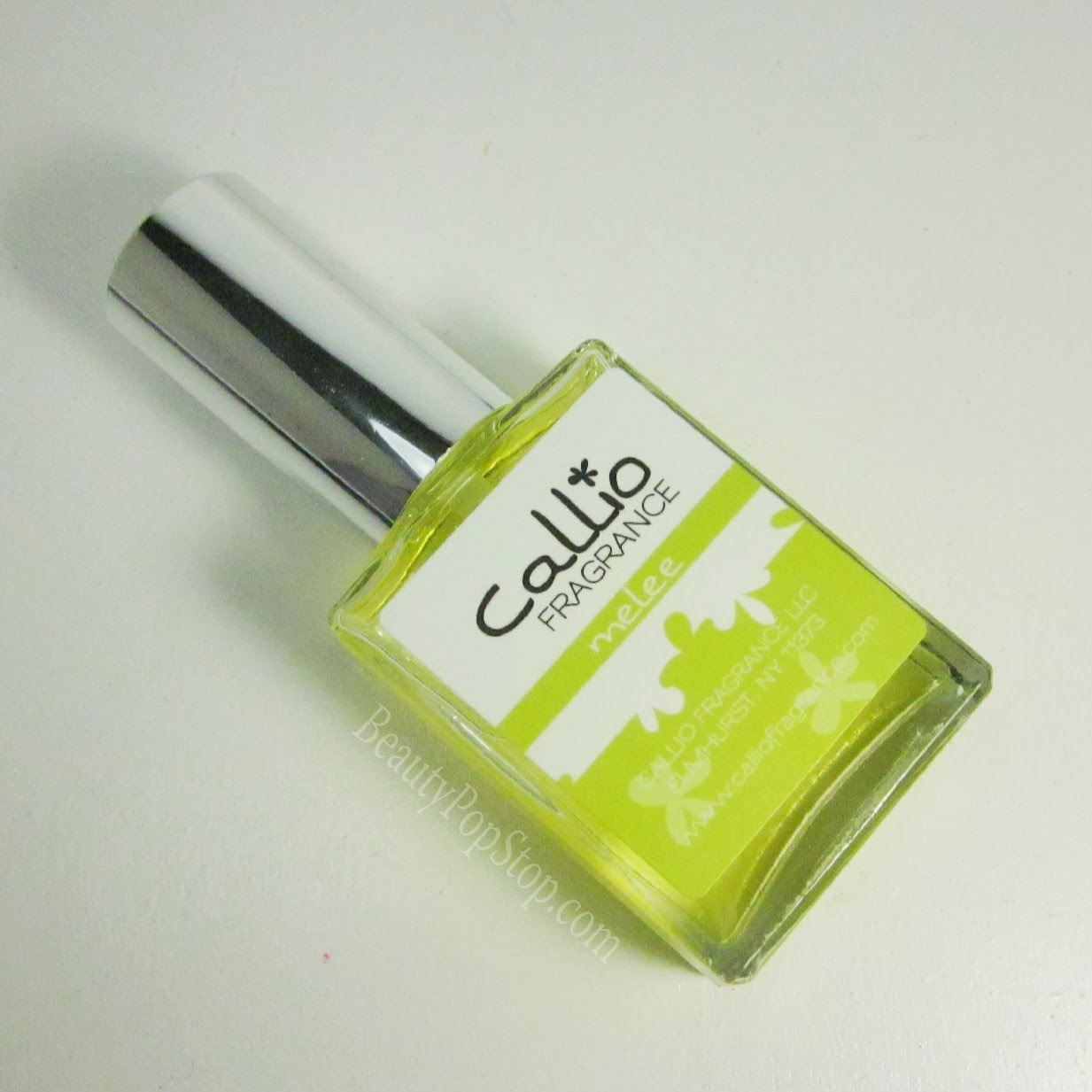 callio fragrance melee perfume review