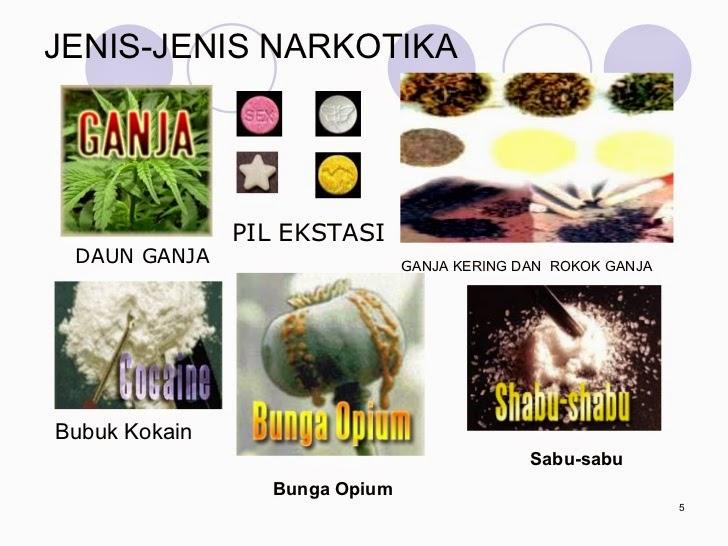 Bahaya Narkoba dan Rokok