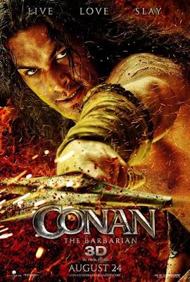 Conan O Bárbaro Dublado 2011