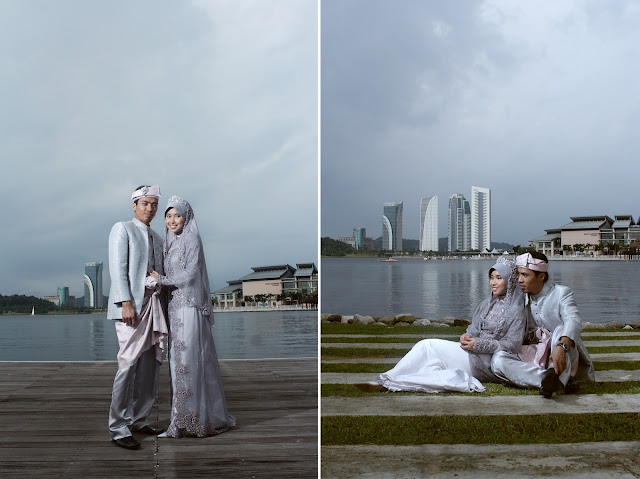 outdoor photoshoot taufik & farhana 8