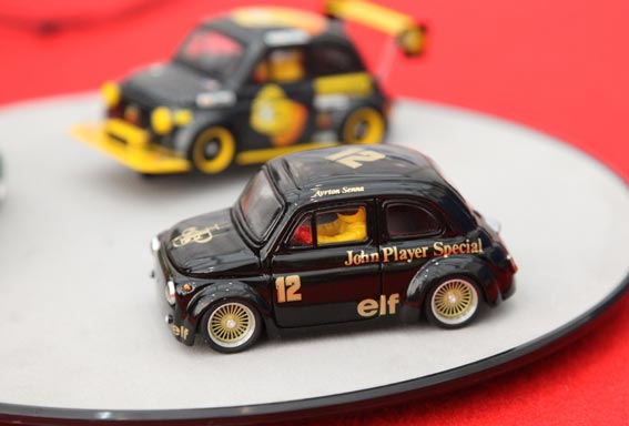 fun slot car tandil