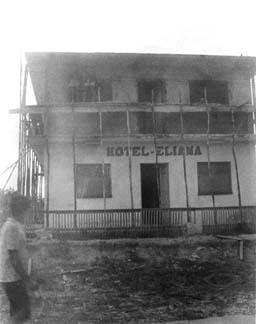 FONTE BOA (AM) Hotel Eliana - 1984