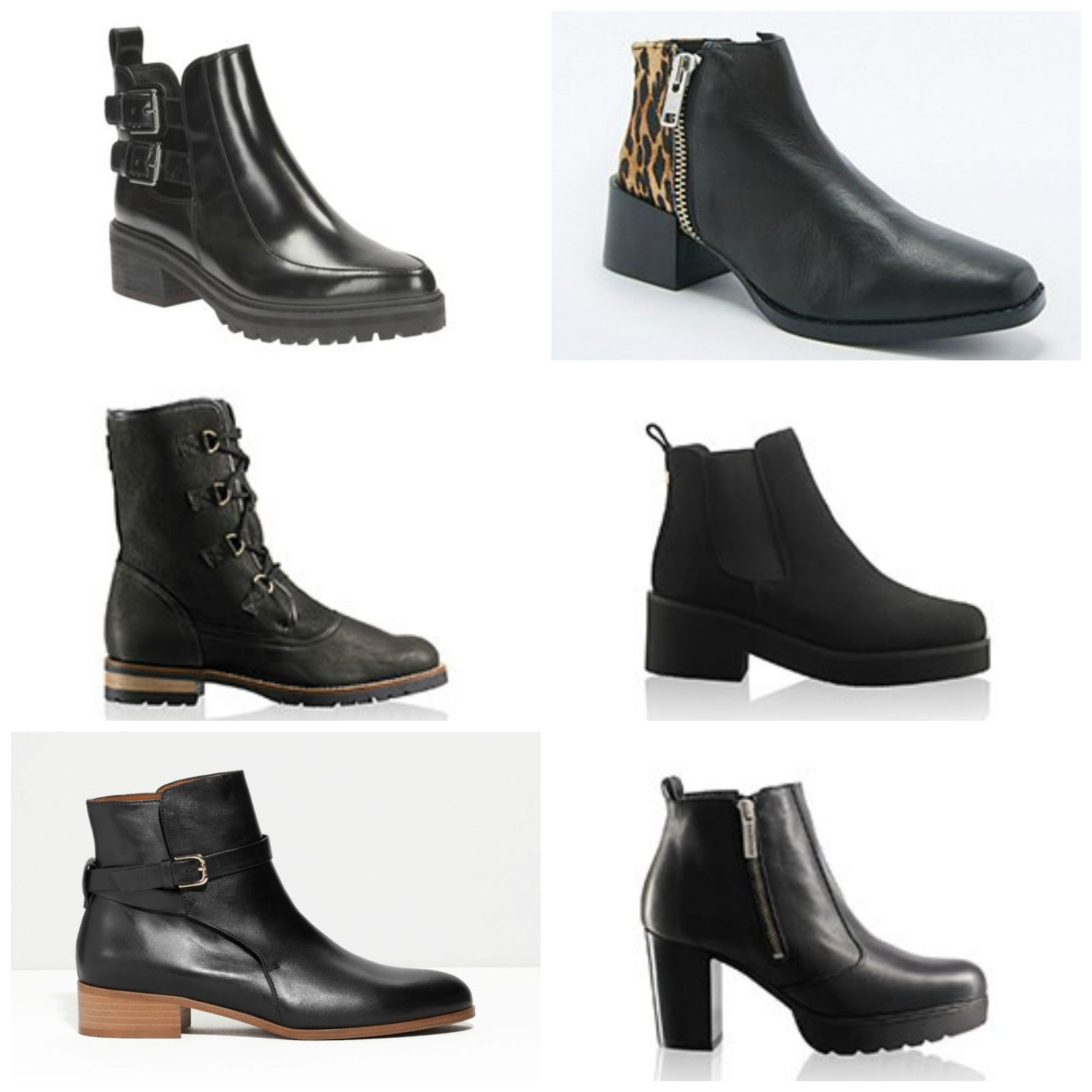 FASHION | THE LITTLE BLACK BOOT | Carrie Jackson