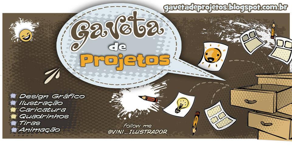 Gaveta de Projetos