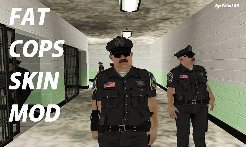 gta police skin