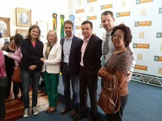 EXTRA: Centro de referência oftalmológia Pinheirense registrou momento histórico nesta Quarta (21)
