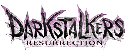 Darkstalkers Resurrection Logo - We Know Gamers