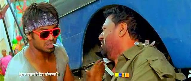 Screen Shot Of Hollywood Movie Mr. Mobile (2012) In Hindi Dubbed Full Movie Free Download And Watch Online at worldfree4u.com