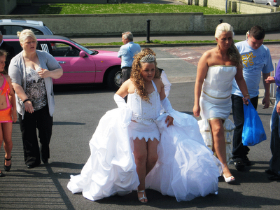 11 Tackiest Dresses from My Big Fat Gypsy Wedding