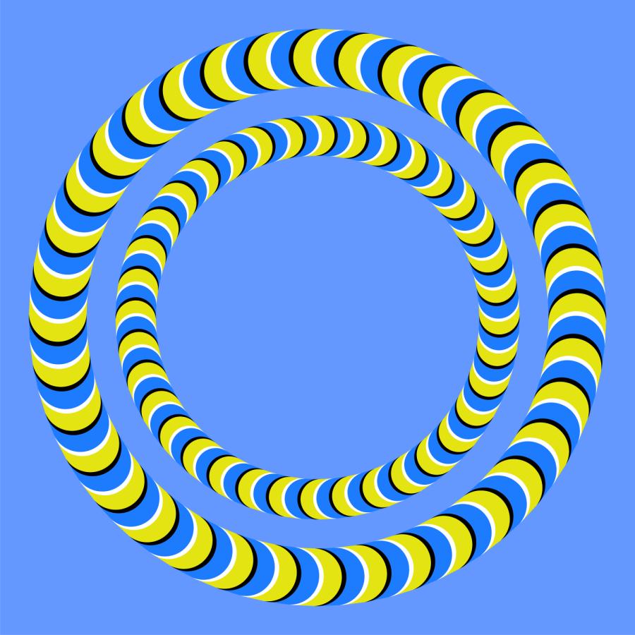 Awesome Optical Illusion Faces