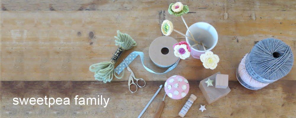 sweetpea family