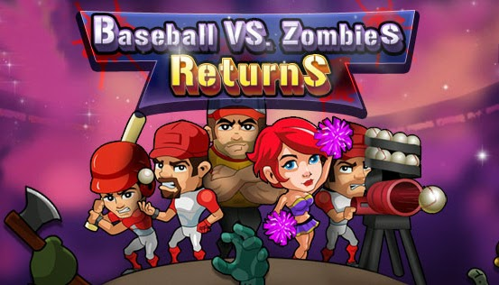 Baseball Vs Zombies Returns Gameplay Android